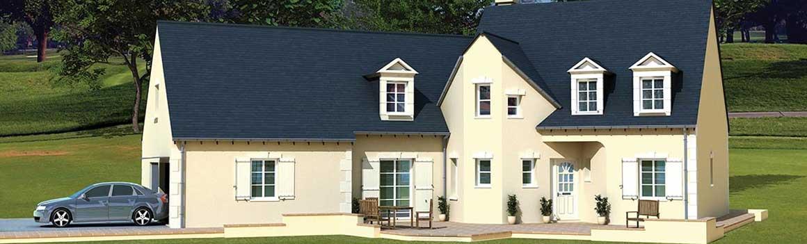 constructeur de maisons individuelles maisons sercpi. Black Bedroom Furniture Sets. Home Design Ideas